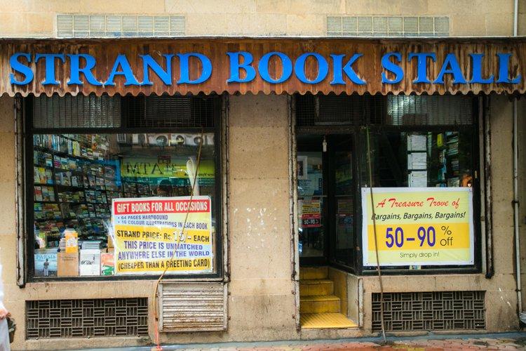 Toko Buku Terbaik di Mumbai