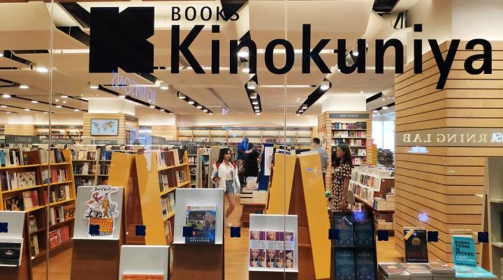 Toko Buku Komik Terbaik di Bangkok