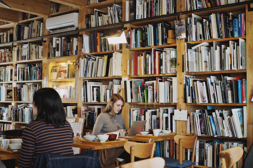 Panduan Pencinta Buku ke Tbilisi
