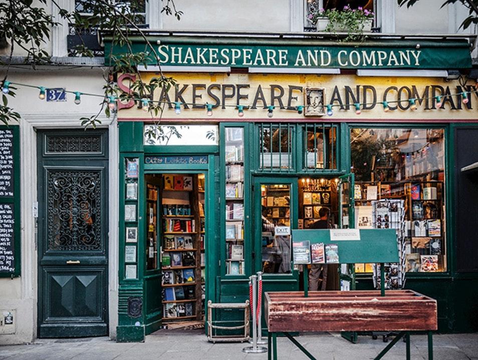 Toko Buku Terindah di Eropa 1